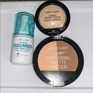 💕 NWT! 💕 WET N WILD BEAUTY MAKEUP!